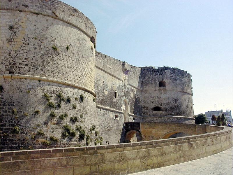 Otranto castello Hotel degli haethey ****