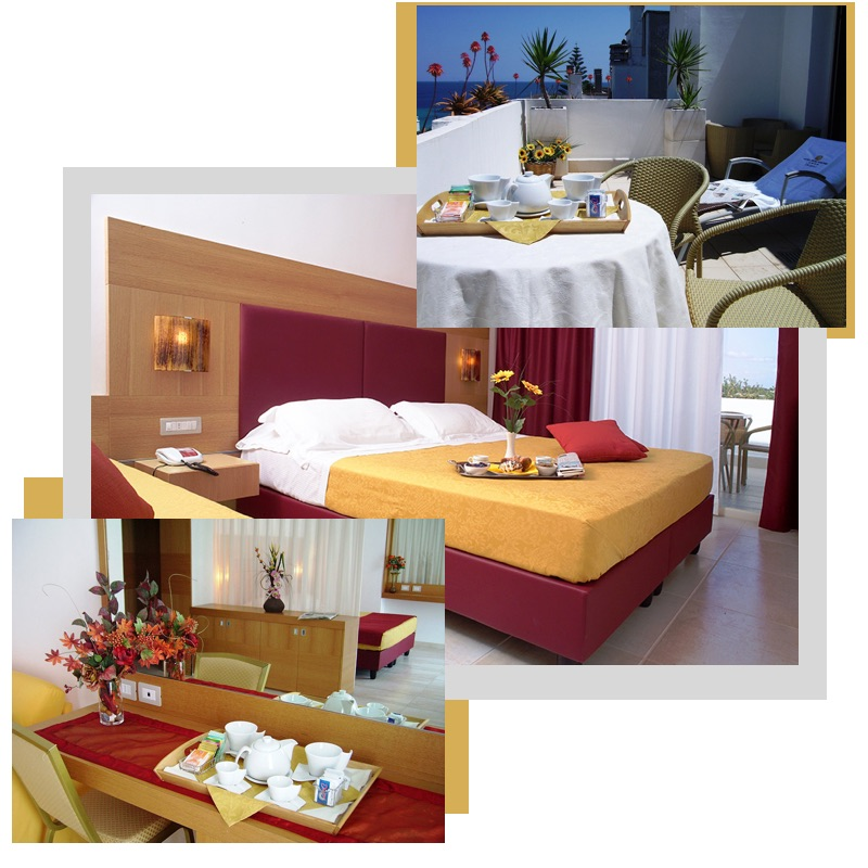 Camere Hotel degli Haethey Otranto