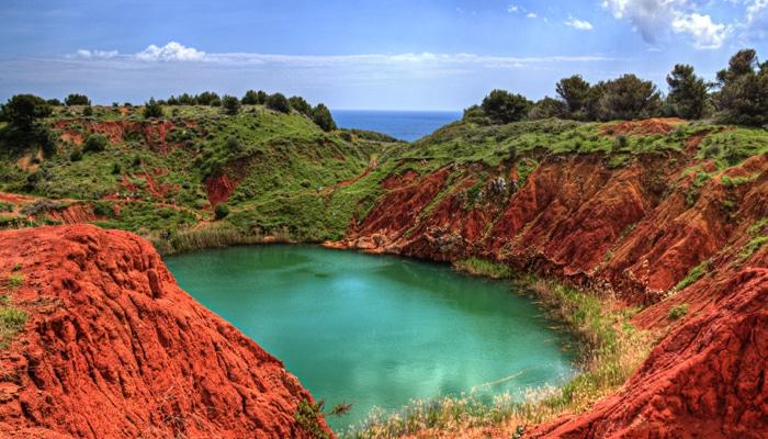 Cave di Bauxite Otranto